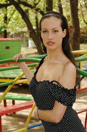 Bride beautiful - Nikolaev-tour.com